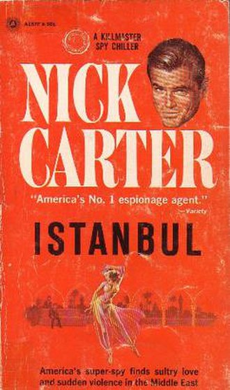 Istanbul (novel) - First edition