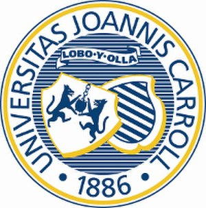 John Carroll University - Seal of John Carroll University
