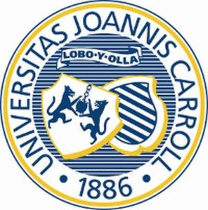 John Carroll University - Seal of John Carroll University