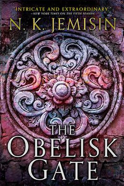 Picture of a book: The Obelisk Gate