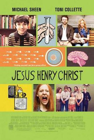 Jesus Henry Christ - Theatrical release poster