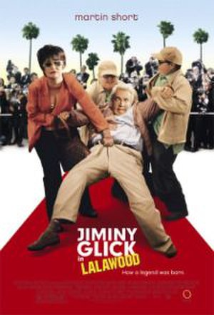 Jiminy Glick in Lalawood - Official poster