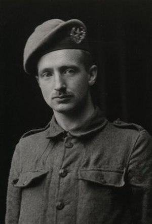 John MacLaren Erskine - Image: John Mac Laren Erskine VC