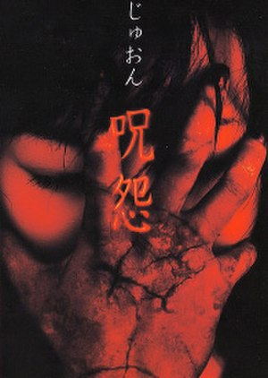 Ju-On: The Curse - VHS cover