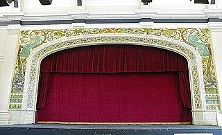 Jubilee Theatre theatre in St Nicholas Hospital, Gosforth, Newcastle, England