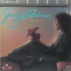 A Place Called Love (Judy Rodman album) - Image: Judy Rodman A Place Called Love