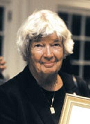 June Callwood - Image: June Callwood