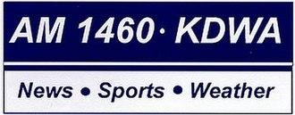 KDWA - Image: KDWA logo