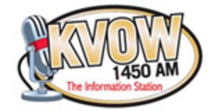 KVOW - Image: KVOW logo