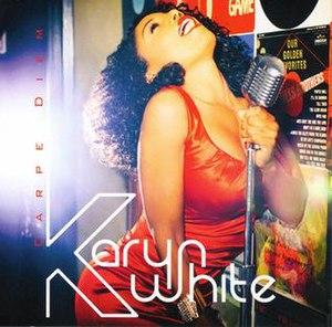 Carpe Diem (Karyn White album) - Image: Karyn White