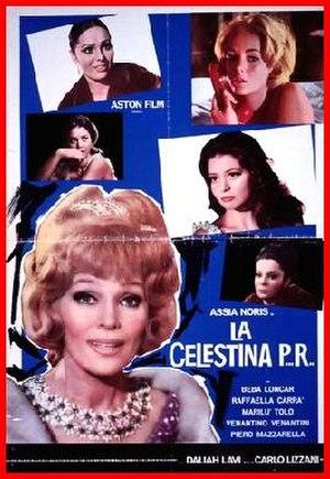 La Celestina P... R... - Image: La Celestina PR