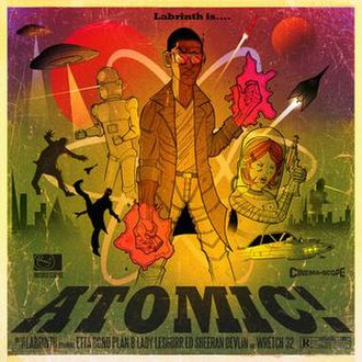 Atomic (EP) - Image: Labrinth Atomic