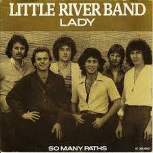 Lady (Little River Band song) - Image: Lady Little River Band