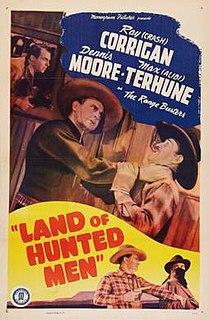 <i>Land of Hunted Men</i> 1943 film