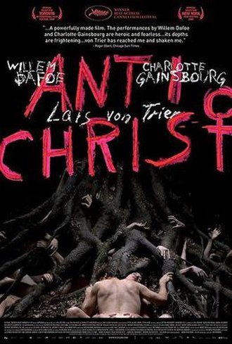 Antichrist (film) - Theatrical release poster