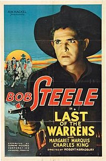 <i>Last of the Warrens</i> 1936 film by Robert N. Bradbury