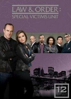 <i>Law & Order: Special Victims Unit</i> (season 12) Season of television series Law & Order: Special Victims Unit