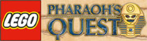 Lego Pharaoh's Quest - Image: Lego Pharaohs Quest Logo