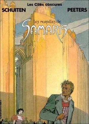 Les murailles de Samaris - Les murailles de Samaris, cover