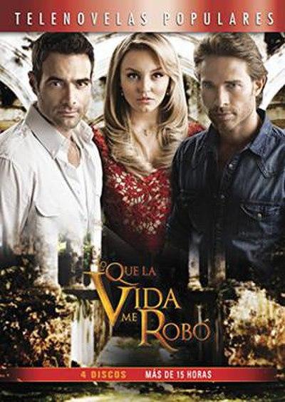 Picture of a TV show: Lo Que La Vida Me Robó