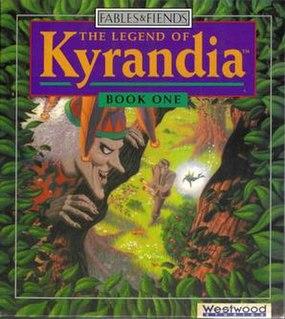 <i>The Legend of Kyrandia</i>