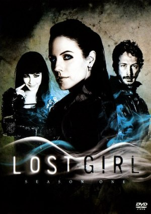 Lost Girl (season 1) - DVD cover