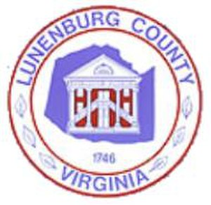 Lunenburg County, Virginia - Image: Lunenburg Seal