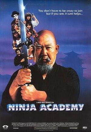Ninja Academy - Image: MPW Ninja Academy