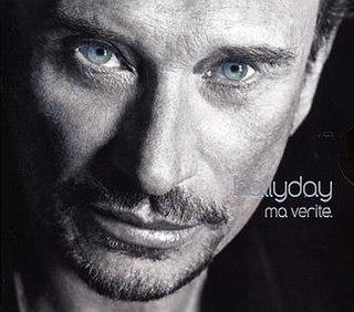album by Johnny Hallyday