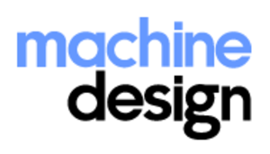 Machine Design - Image: Machine Design Magazine Logo