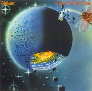 Man in the Moon (Nektar album) - Image: Man in the Moon (Nektar album)