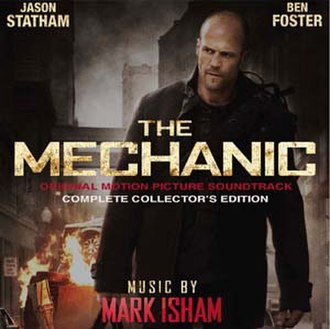The Mechanic (2011 film) - Image: Mark Isham The Mechanic