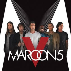 Maroon V Tour - Promotional poster for the tour