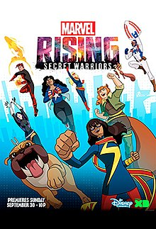 Marvel Rising Secret Warriors Wikipedia