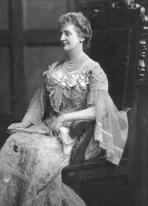 Maud Petty-Fitzmaurice, Marchioness of Lansdowne - Image: Maud Petty Fitz Maurice, Marchioness of Lansdowne