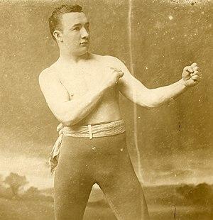 Jack McAuliffe (boxer) - Image: Mc Auliffe.Jack