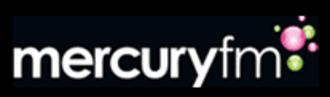 Mercury FM - Image: Mercury FM New Logo