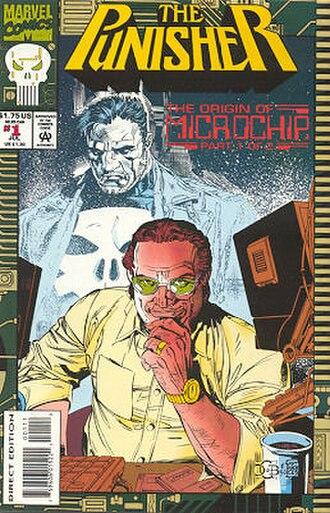 Microchip (comics) - Image: Microchip(comics)