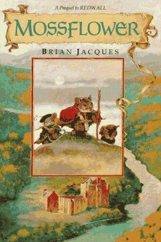 Mossflower - US cover of Mossflower