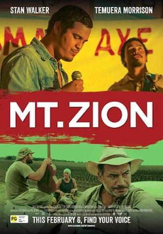 Mt. Zion (film) - Image: Mt. Zion poster