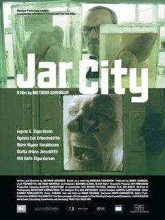 <i>Jar City</i> (film) 2006 Icelandic film by Baltasar Kormákur