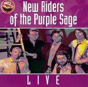 Live (New Riders of the Purple Sage album) - Image: NRPS Live