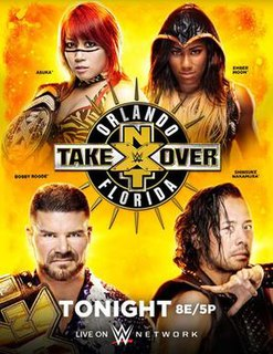NXT TakeOver: Orlando 2017 WWE Network event