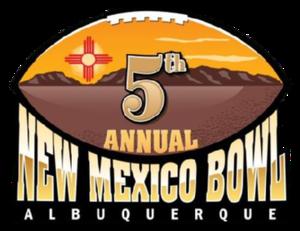 New Mexico Bowl - Image: New Mexbowl 2010 logo