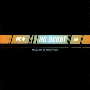 New (No Doubt song) - Image: New (No Doubt single cover art)