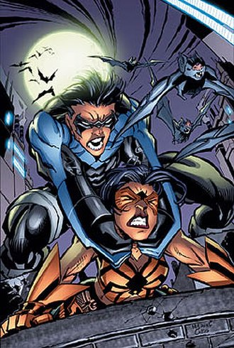 Scott McDaniel - Image: Nightwing 100