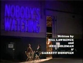 <i>Nobodys Watching</i> Unreleased American sitcom