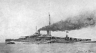 <i>Normandie</i>-class battleship Five ships planned for use by the French Navy in World War I but never completed