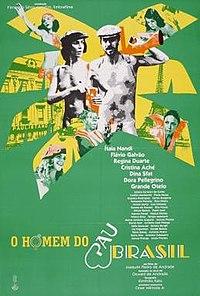 O Homem do Pau-Brasil