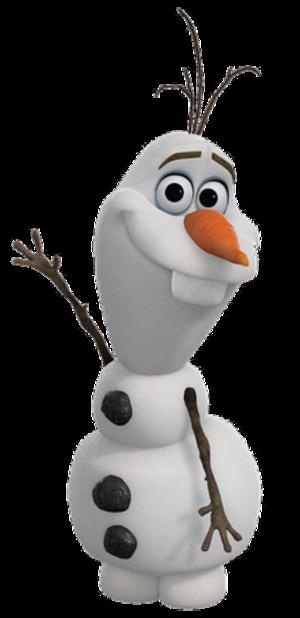 Olaf (Disney) - Image: Olaf from Disney's Frozen